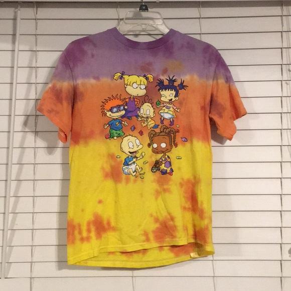 78e9af9fd8b Forever 21 Tops - Rugrats Tie-Dye T-Shirt